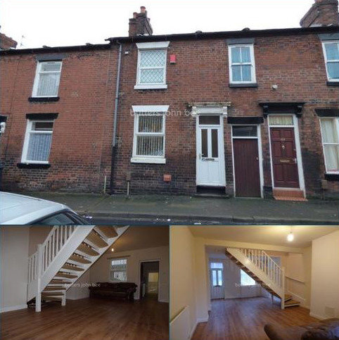 2 bedroom terraced house to rent - Henry Street, ST6 5HP