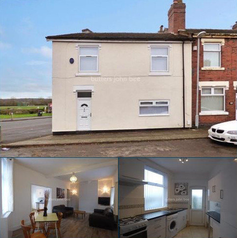2 bedroom terraced house to rent - Tarleton Road, ST1 6QX