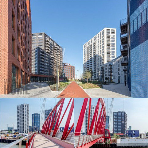 1 bedroom house for sale - Caledonia Building, London City Island, Canning Town, London, E14