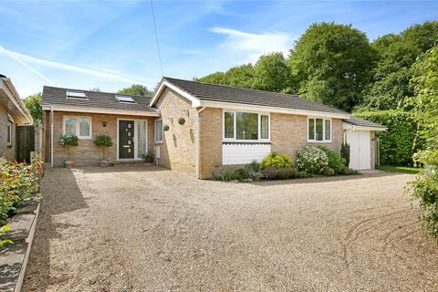 4 bedroom detached bungalow for sale - Downs Road, South Wonston, Winchester, Hampshire, SO21