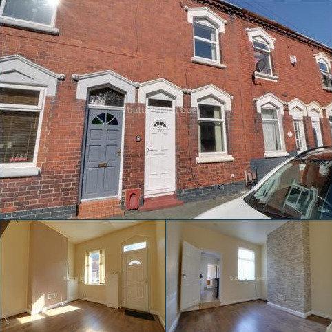 2 bedroom terraced house to rent - Elgin Street, ST4 2RD