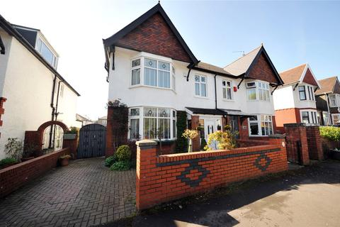 5 bedroom semi-detached house for sale - Lake Road North, Roath Park, Cardiff, CF23