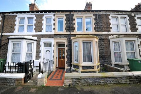 3 bedroom terraced house for sale - Malefant Street, Cathays, Cardiff, CF24