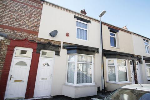 2 bedroom terraced house for sale - Marlborough Road, Oxbridge, Stockton, TS18 4DB