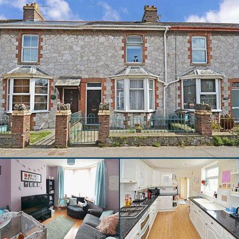 3 bedroom terraced house for sale - Exeter Road, Kingsteignton