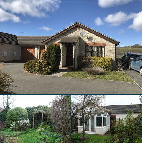 2 bedroom detached bungalow for sale - Chudleigh