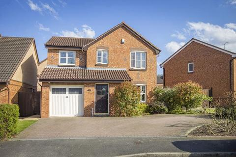 4 bedroom detached house for sale - FOXELL WAY, CHELLASTON