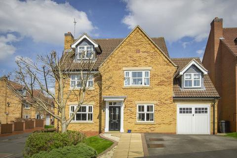 5 bedroom detached house for sale - WOODCOTE WAY, LITTLEOVER