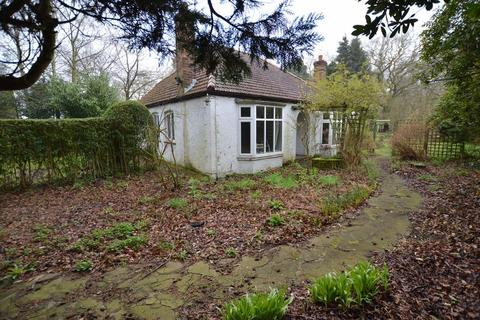 2 bedroom detached bungalow for sale - Woodhaven, Tattershall Road, Kirkstead, Woodhall Spa