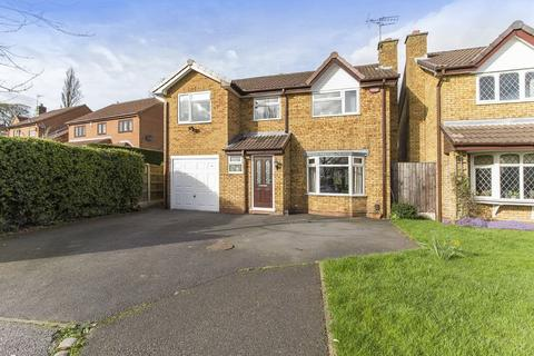 5 bedroom detached house for sale - CARDRONA CLOSE, OAKWOOD