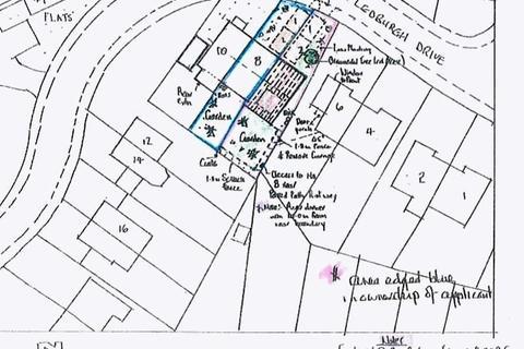 Land for sale - Fledburgh Drive, Sutton Coldfield