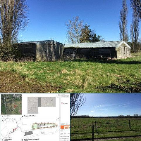 Plot for sale - Mill Lane, Stoke Orchard, Cheltenham, Gloucestershire, GL52