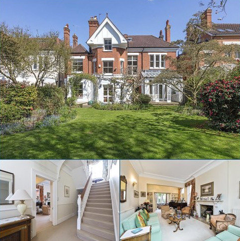 7 bedroom detached house for sale - Montague Road, Richmond, Surrey, TW10