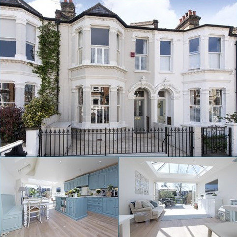 4 bedroom terraced house for sale - Bassingham Road, Wandsworth, London, SW18