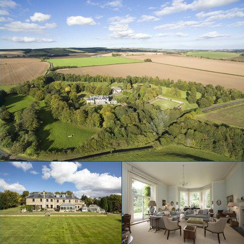8 bedroom equestrian facility for sale - Bonkyl Lodge, Preston, Duns, Berwickshire, TD11