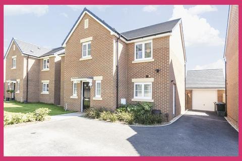 4 bedroom detached house for sale - Alcan Grove, Newport REF#00004197