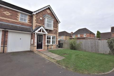 3 bedroom semi-detached house for sale - Greenlee Drive, Newcastle Upon Tyne