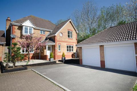 4 bedroom detached house for sale - Cynder Way, Emersons Green, Bristol, BS16 7BT