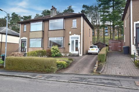 3 bedroom semi-detached house for sale - 30 Stirling Avenue, Bearsden, G61 1PD