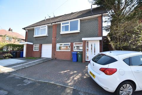 3 bedroom semi-detached house for sale - Stanway Road, Whitefield, Manchester, M45
