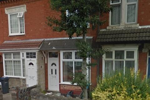 2 bedroom terraced house to rent - Knowle Road Sparkhill B11 3AN