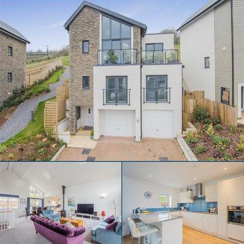 4 bedroom detached house for sale - Follaton Rise, Totnes, Devon, TQ9