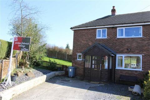 3 bedroom semi-detached house to rent - Goyt Road, Disley, Stockport, Cheshire