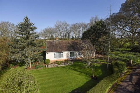 3 bedroom bungalow for sale - Walford House Drive, Walford Cross, Taunton, Somerset, TA2