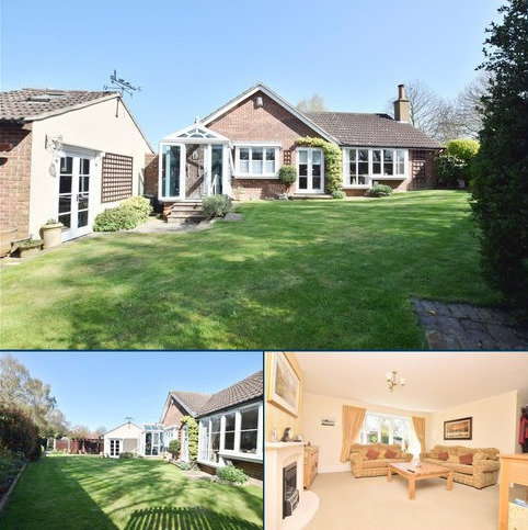 2 bedroom detached bungalow for sale - Wakefield Close, Colchester, CO1 2SD