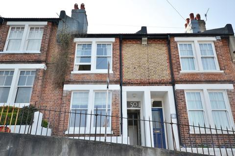 2 bedroom terraced house to rent - Kingsley Road, Brighton