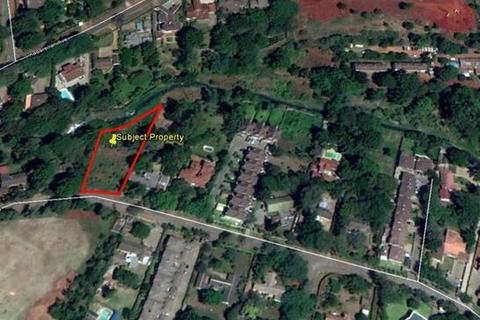 Land  - Apple Cross Road, Off Mbabane Road, Lavington, Nairobi