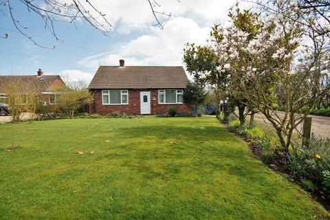 3 bedroom detached bungalow for sale - Newark Road, Laughterton