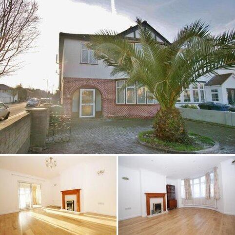 4 bedroom semi-detached house to rent - Old Oak Road, Acton