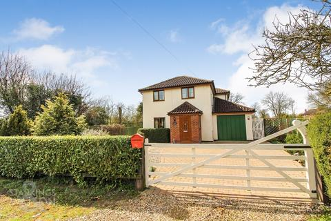 4 bedroom cottage for sale - Church Road, Topcroft, Bungay
