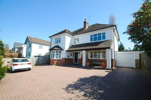 4 bedroom detached house for sale - Frankland Crescent, Lower Parkstone, Poole