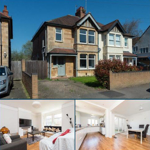 3 bedroom semi-detached house for sale - Glanville Road, East Oxford