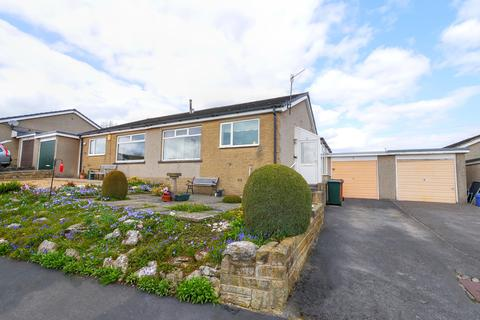 2 bedroom semi-detached bungalow for sale - 2 Aire Valley Drive, Bradley,