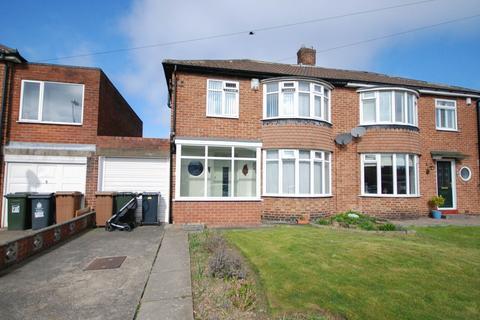 3 bedroom semi-detached house for sale - Birchwood Avenue, Gosforth