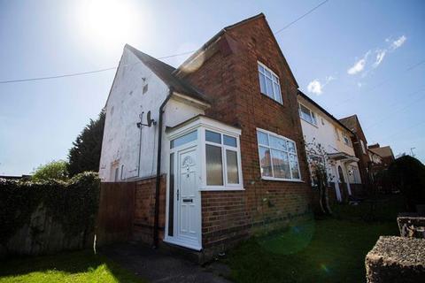 2 bedroom end of terrace house for sale - Barnwell Road, Kingsthorpe, Northampton, NN2