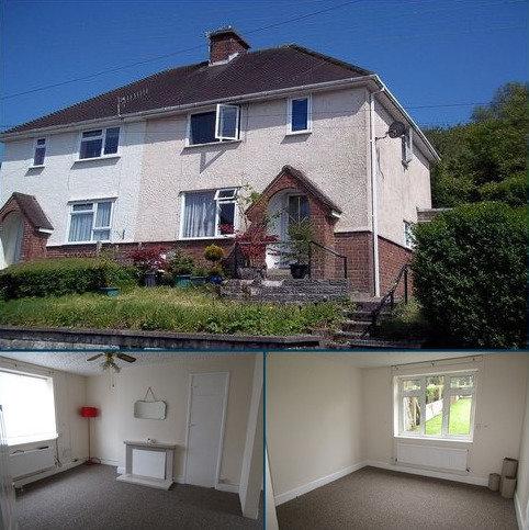 2 bedroom semi-detached house to rent - Graigola Road, Glais, Swansea.