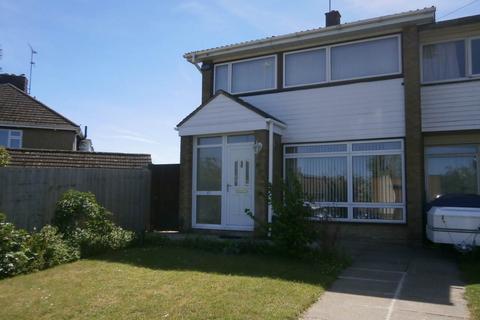 3 bedroom semi-detached house to rent - Ryeland Road, Duston, Northampton