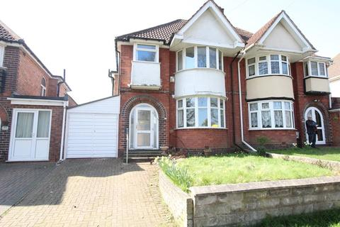 3 bedroom semi-detached house for sale - Shirley Road, Hall Green, Birmingham