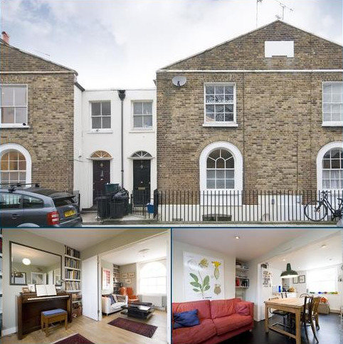 4 bedroom house to rent - Croston Street, London Fields, London, E8