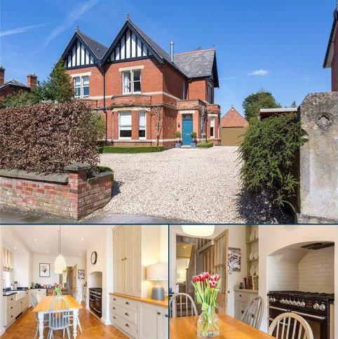 4 bedroom semi-detached house for sale - London Road, Charlton Kings, Cheltenham, Gloucestershire, GL52