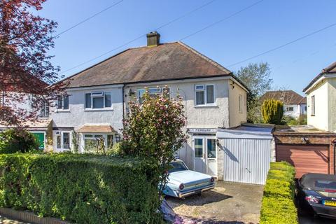3 bedroom semi-detached house for sale - Meadway, Warlingham, Surrey, CR6 9RW