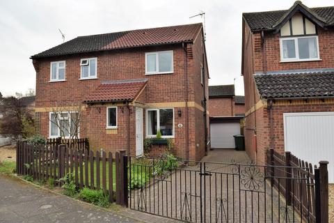 2 bedroom semi-detached house to rent - Thyme Close, Thetford
