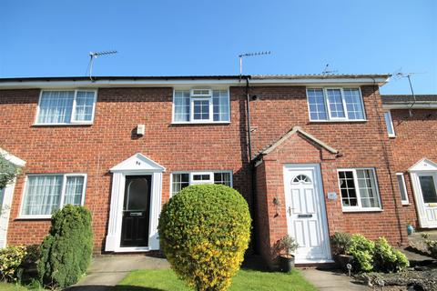 2 bedroom terraced house for sale - Barons Crescent, Copmanthorpe, York, YO23 3TZ