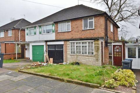 3 bedroom semi-detached house for sale - Robert Avenue, Erdington