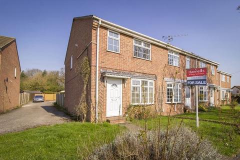3 bedroom semi-detached house for sale - BURDOCK CLOSE, OAKWOOD