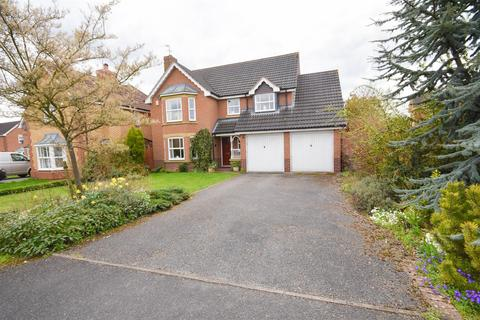 4 bedroom detached house for sale - Esk Hause Close, West Bridgford, Nottingham